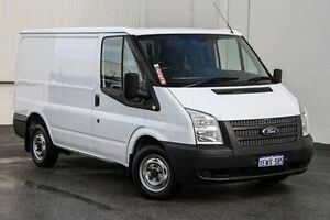2012 Ford Transit VM 280 Low Roof SWB White 6 Speed Manual Van Hillman Rockingham Area Preview