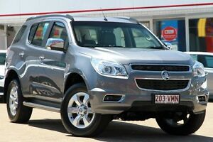 2015 Holden Colorado 7 RG MY15 LTZ Grey 6 Speed Sports Automatic Wagon Woolloongabba Brisbane South West Preview