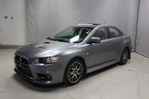 2014 Mitsubishi Lancer Evolution AWC EVOLUTION MR Navigation (GP