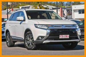 2015 Mitsubishi Outlander ZK MY16 XLS 4WD White 6 Speed Sports Automatic Wagon Mount Gravatt Brisbane South East Preview
