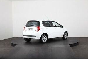 2009 Holden Barina TK MY09 White 5 Speed Manual Hatchback Mulgrave Hawkesbury Area Preview
