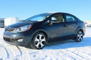 2015 Kia Rio SX Accident Free,  Navigation (GPS),  Leather,  He