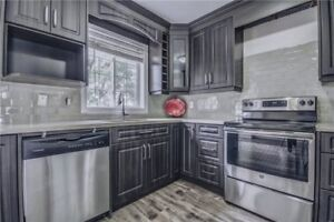 Fully Renovated 3BR 3WR Finish Basement TownHouse Low Maintance
