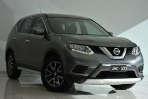 2016 Nissan X-Trail T32 ST X-tronic 2WD N-SPORT Silver Grey 7 Speed Constant Variable Wagon Strathmore Heights Moonee Valley Preview