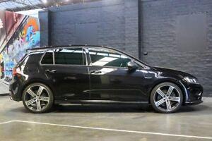 2015 Volkswagen Golf VII MY15 R DSG 4MOTION Black 6 Speed Sports Automatic Dual Clutch Hatchback