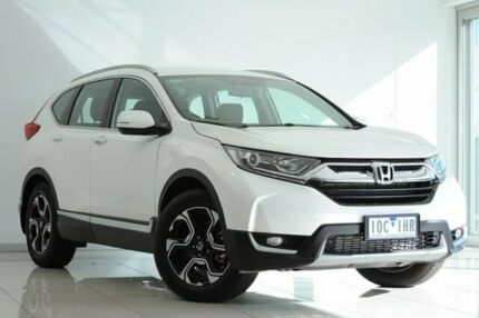 2018 Honda CR-V RW MY18 VTi-S FWD White 1 Speed Constant Variable Wagon Strathmore Heights Moonee Valley Preview