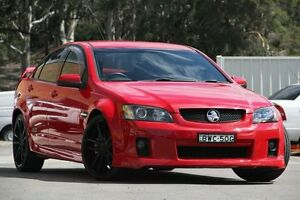 2007 Holden Commodore VE SS V Red 6 Speed Sports Automatic Sedan Cardiff Lake Macquarie Area Preview