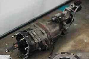 Toyota Supra W58 5 Speed Transmission 2jz 2jzgte