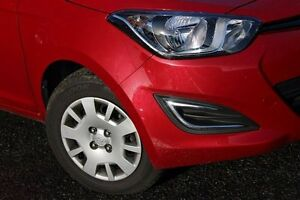 2015 Hyundai i20 Red Automatic Hatchback Cranbourne Casey Area Preview