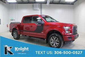 2016 Ford F-150 XLT Sport Special Edition Navigation