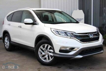 2014 Honda CR-V RM Series II MY16 VTi-S 4WD White Orchid 5 Speed Auto Seq Sportshift Wagon Strathmore Heights Moonee Valley Preview