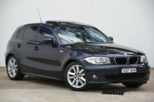2005 BMW 120I E87 Black 6 Speed Automatic Hatchback Blacktown Blacktown Area Preview
