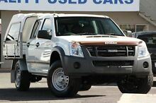 2011 Isuzu D-MAX MY11 SX White 5 Speed Manual Utility Tweed Heads South Tweed Heads Area Preview