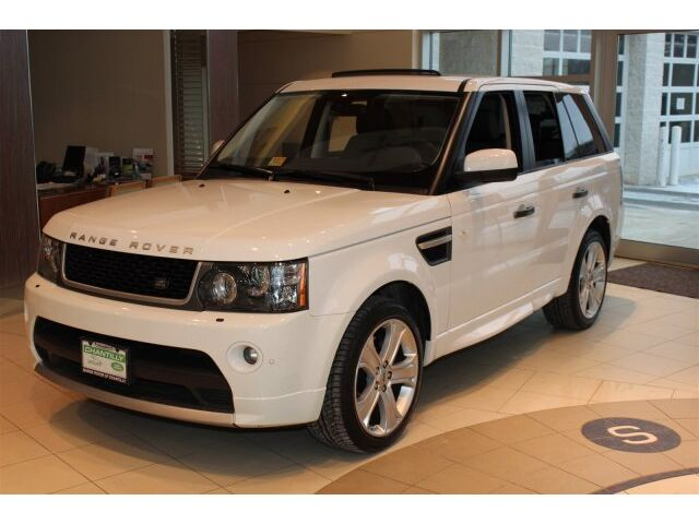Land Rover : Range Rover Sport GT LIMITED GT LIMITED ALCANTARA SEATS ATB STYLE EXTERIOR QUAD EXHAUST LG7 AUDIO CLIMATE PKG