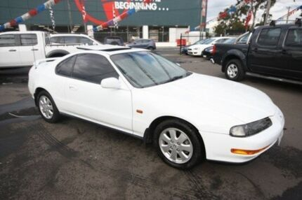 1992 Honda Prelude SI White 4 Speed Automatic Coupe Kingsville Maribyrnong Area Preview