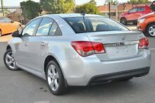 2012 Holden Cruze JH Series II MY13 SRi-V Silver 6 Speed Sports Automatic Sedan Morley Bayswater Area Preview