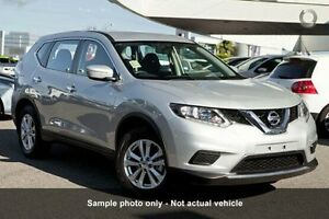 2016 Nissan X-Trail T32 ST (FWD) Brilliant Silver Continuous Variable Wagon Beaudesert Ipswich South Preview