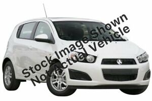 2016 Holden Barina TM MY16 CD White 6 Speed Automatic Hatchback Fyshwick South Canberra Preview