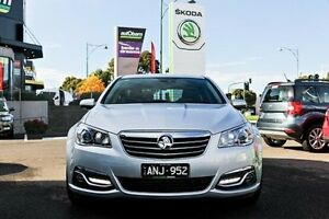 2014 Holden Calais VF MY14 V Sportwagon Silver 6 Speed Sports Automatic Wagon Nunawading Whitehorse Area Preview