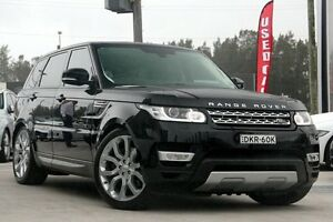 2014 Land Rover Range Rover Sport Black Gosford Gosford Area Preview