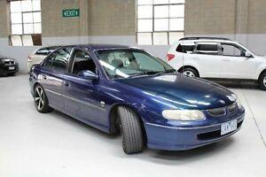 1997 Holden Commodore VT Berlina Black Automatic Sedan Knoxfield Knox Area Preview