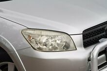 2006 Toyota RAV4 ACA33R Cruiser Silver 4 Speed Automatic Wagon Cannington Canning Area Preview