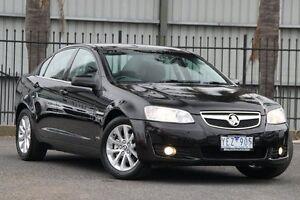 2011 Holden Berlina VE II Dual Fuel Phantom 6 Speed Automatic Sedan Oakleigh Monash Area Preview