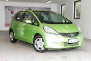 2011 Honda Jazz GE MY12 GLi Green 5 Speed Automatic Hatchback Willagee Melville Area Preview