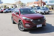 2015 Hyundai Tucson TL Active X (FWD) Red Metallic 6 Speed Automatic Wagon Northbridge Perth City Area Preview