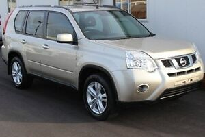 2010 Nissan X-Trail T31 Series IV ST 2WD Gold 1 Speed Constant Variable Wagon Devonport Devonport Area Preview