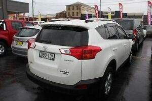 2013 Toyota RAV4 ALA49R Cruiser (4x4) White 6 Speed Automatic Wagon South Maitland Maitland Area Preview
