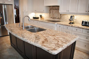 ✪ Quartz & Granite Countertops ✪ BEST SERVICE ✪ 647-479-5034