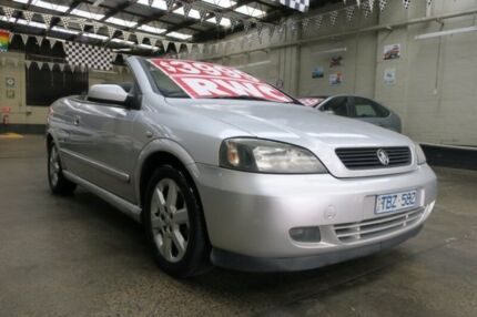 2004 Holden Astra TS Convertible 5 Speed Manual Convertible