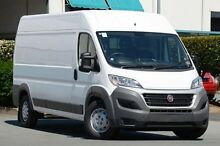 2015 Fiat Ducato Series 4 Mid Roof LWB Comfort-matic White 6 Speed Sports Automatic Single Clutch Va Acacia Ridge Brisbane South West Preview