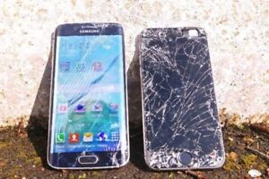 Iphone and Samsung,LG,HTC Cheaper LCD & Battery Replacement