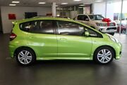 2012 Honda Jazz GE MY12 VTi-S Green 5 Speed Sports Automatic Hatchback Bellevue Swan Area Preview