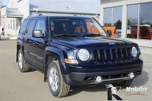 2012 Jeep Patriot Limited Heated Leather Remote Start Sunroof