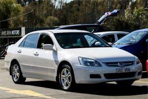 2006 Honda Accord 7TH GEN VTi White 5 Speed Automatic Sedan Ringwood East Maroondah Area Preview