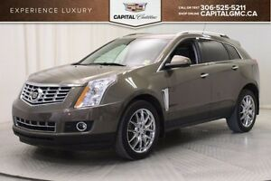 2014 Cadillac SRX Premium AWD *Navigation-Remote Start-Push Butt