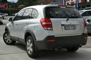 2016 Holden Captiva CG MY16 LS 2WD Silver 6 Speed Sports Automatic Wagon Pennant Hills Hornsby Area Preview
