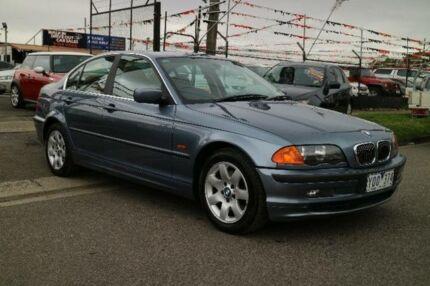 1998 BMW 328I E46 Blue 5 Speed Auto Steptronic Sedan Brooklyn Brimbank Area Preview