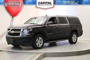 2016 Chevrolet Suburban LT 4WD*Remote Start - Heated Leather Sea