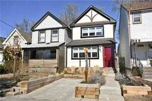 Beautifully Renovated Detached Home W/ New Addition Situated