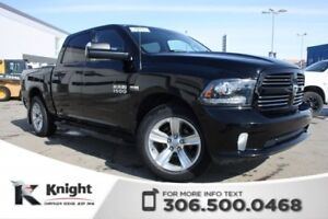 2014 Ram 1500 Sport - 5/100 Gold Plan - Heated/Cooled Leather Se