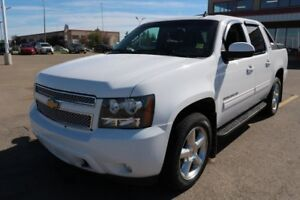 2012 Chevrolet Avalanche 4WD LT Accident Free,  Back-up Cam,  Bl
