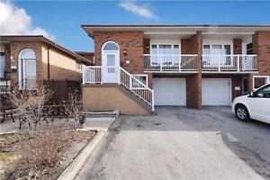 Beautiful & Spacious!! 3+1 Bdrm Family Home In Woodbridge!!