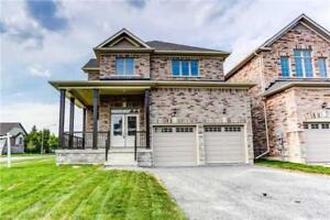 Brand New 5 Bdrm Home Has 9 Foot Ceilinges *COURTICE*