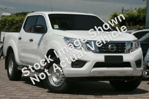 2019 Nissan Navara D23 S3 SL Polar White 7 Speed Sports Automatic Utility Wangara Wanneroo Area Preview