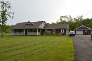 349 St Andrews St. - Beautiful Rancher in town of Stewiacke