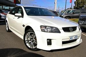 2007 Holden Commodore VE SV6 White 5 Speed Sports Automatic Sedan Mill Park Whittlesea Area Preview